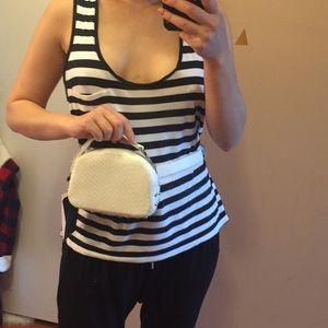 Zara belt bag/ crossbody bag
